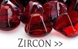 Zircon Fire Glass